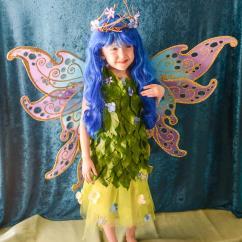 Decorations For Living Room Ideas Decorating Burgundy Sofa Diy Flower Fairy Costume   Diyideacenter.com