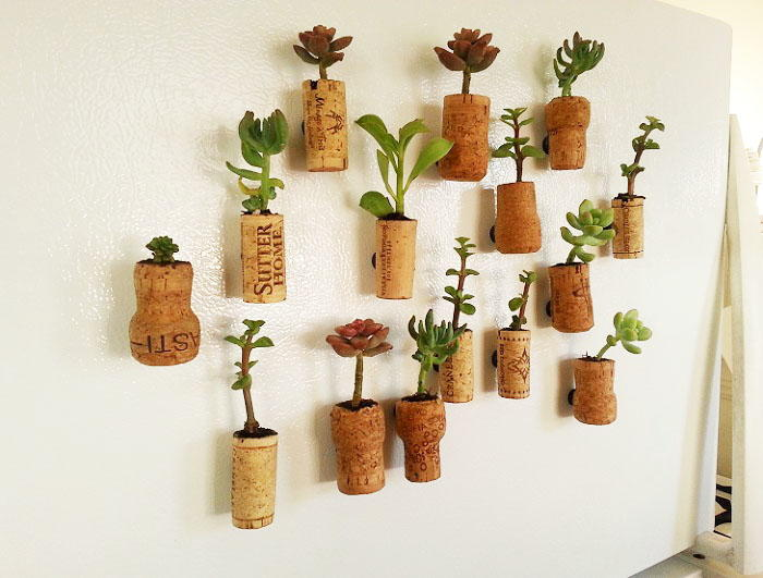 17 Whimsical Wine Cork Crafts