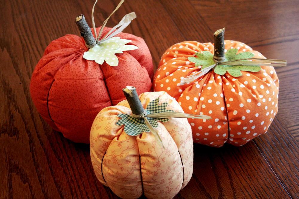 22 Sewing Pumpkin Patterns  Other Pumpkin Craft Ideas