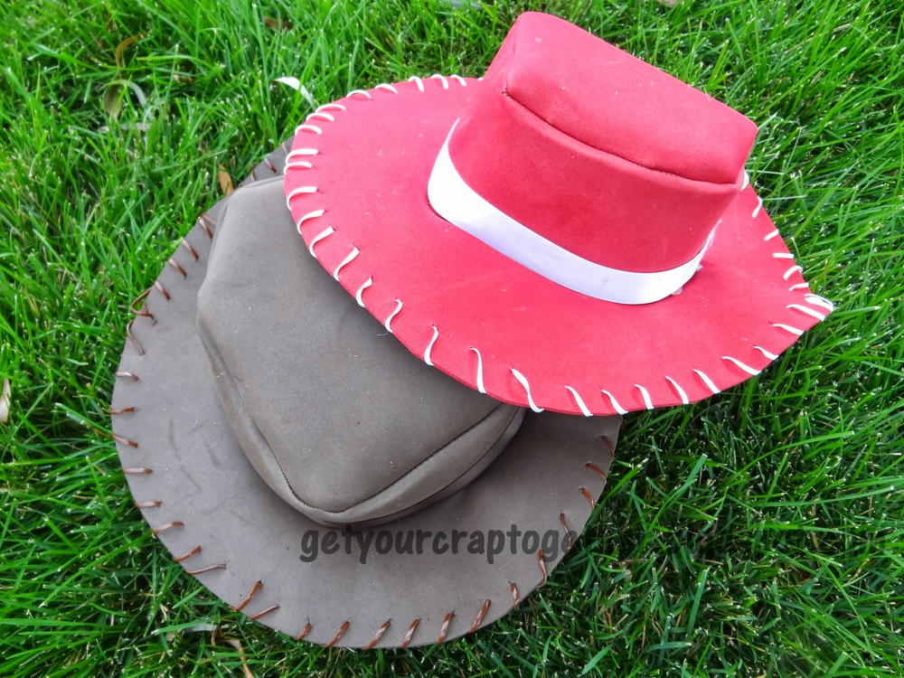 chair slipcovers ideas rose gold bedroom diy cowboy hat   allfreesewing.com