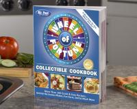 Mr. Food Test Kitchen Wheel of Fortune Collectible ...