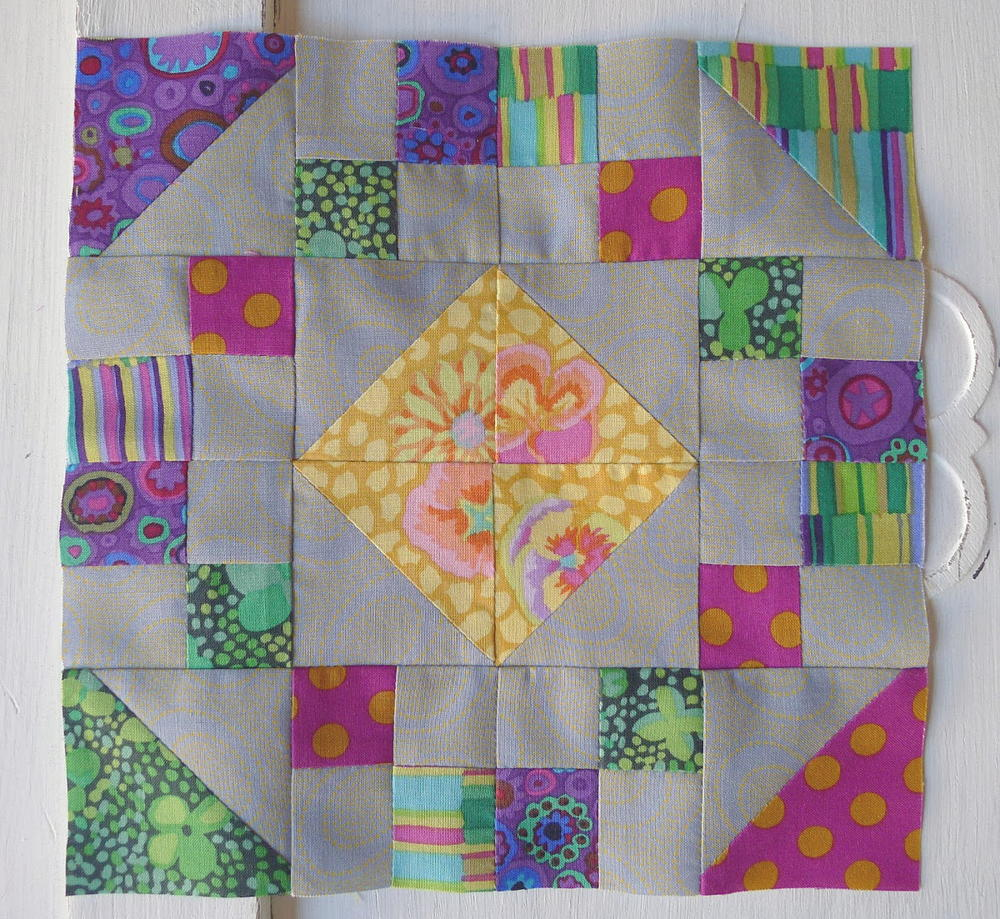 Victorian House Free Quilt Block Patterns - Year of Clean Water