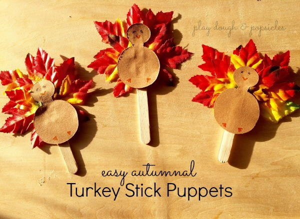 Turkey Crafts Toddlers
