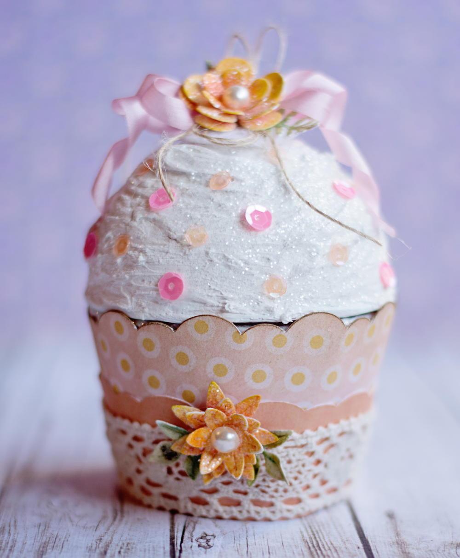 Cute And Creative DIY Cupcake Box AllFreePaperCrafts Com