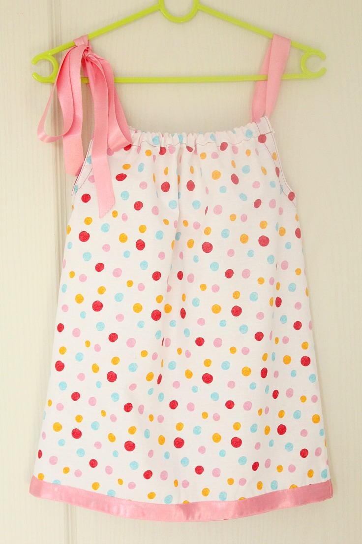 Darling DIY Pillowcase Dress  FaveCraftscom