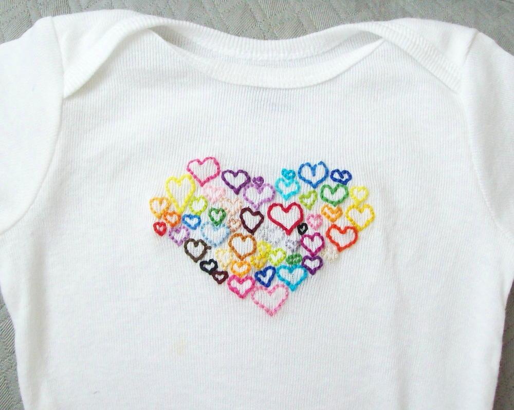 Little Lovers Onesie Sewing Pattern  AllFreeSewingcom