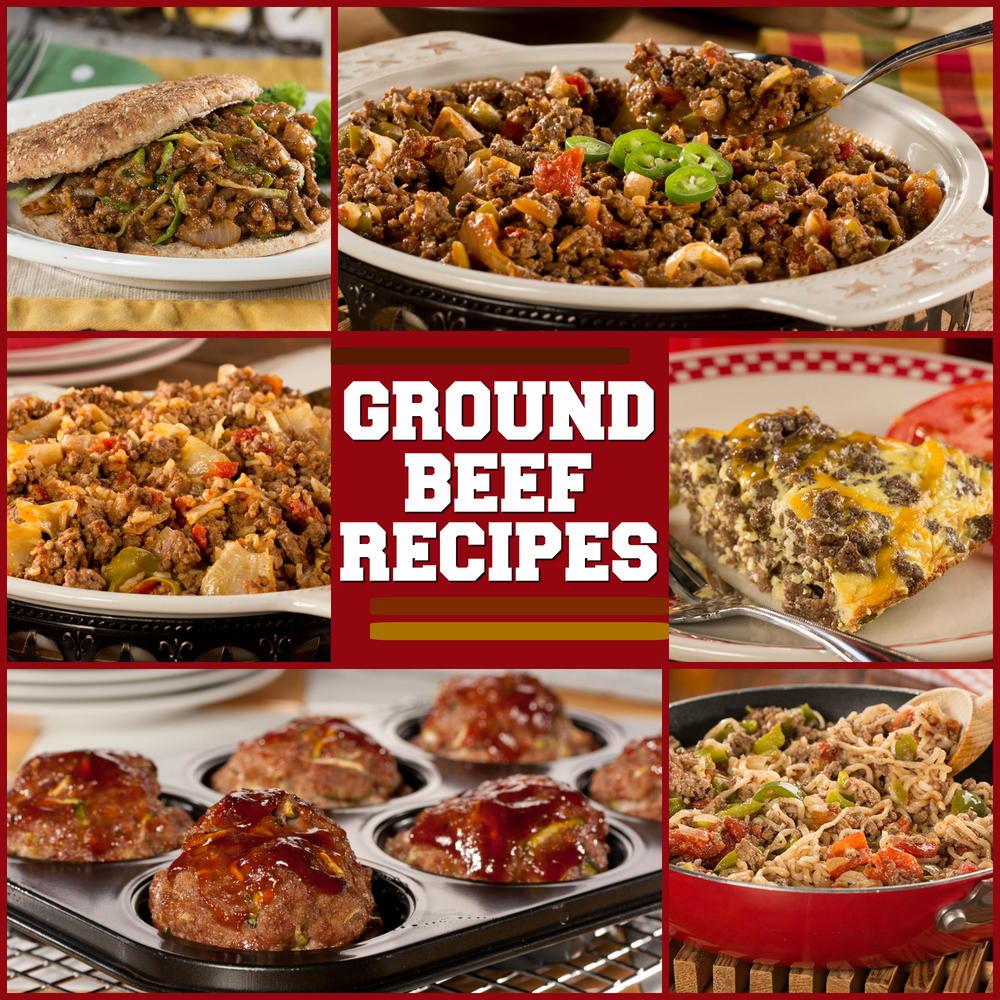 Recipes With Ground Beef Everydaydiabeticrecipes
