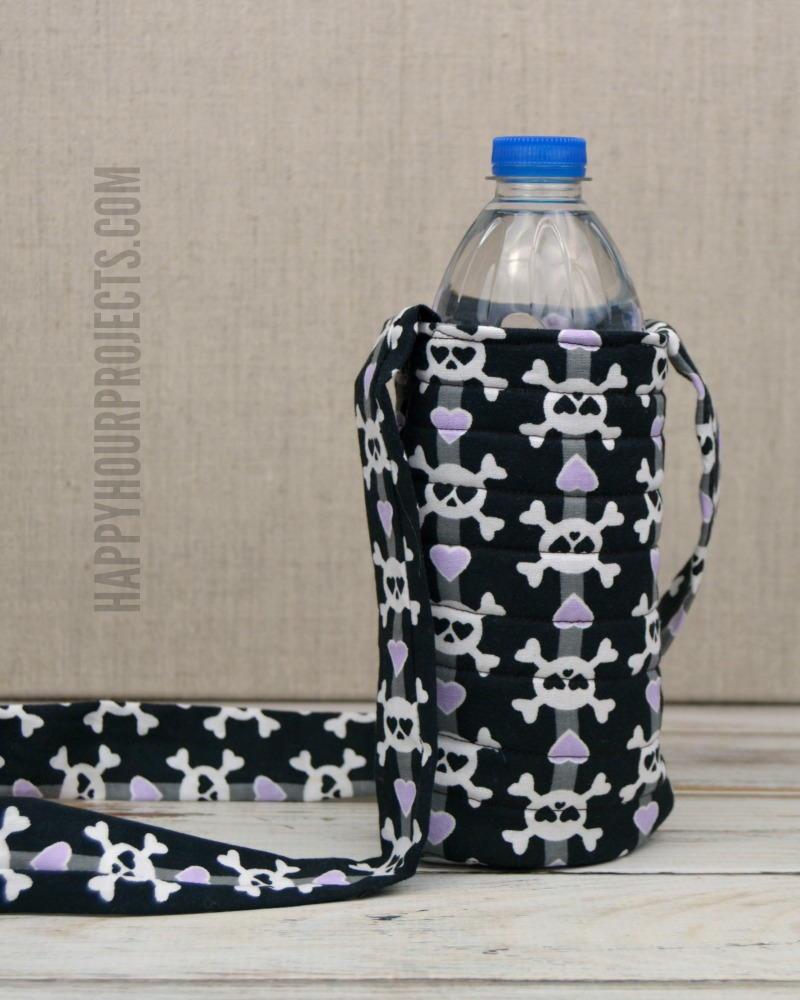 DIY Water Bottle Sling  AllFreeSewingcom