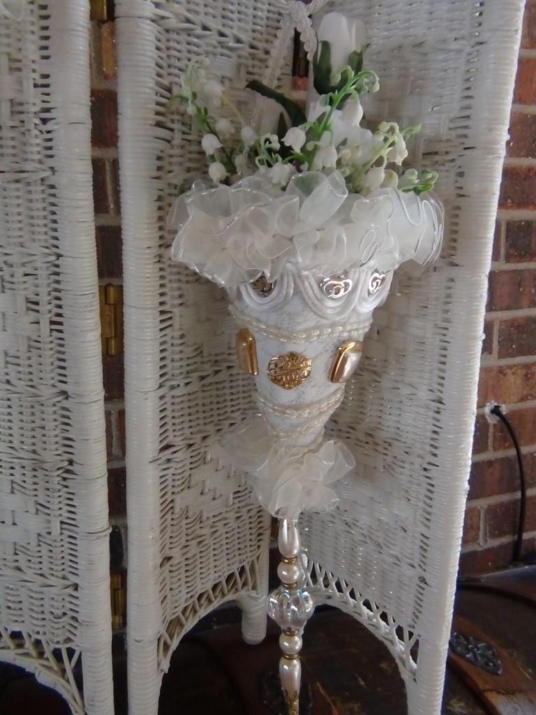 Vintage Wedding DIY Tussie Mussie  FaveCraftscom