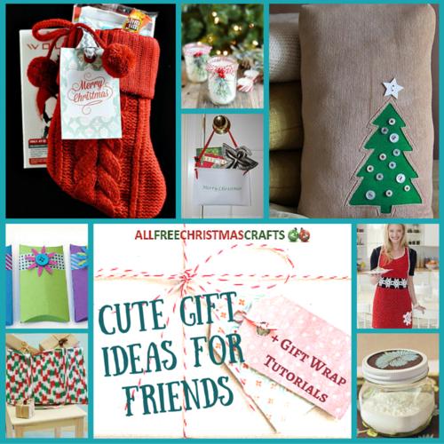 30 cute gift ideas