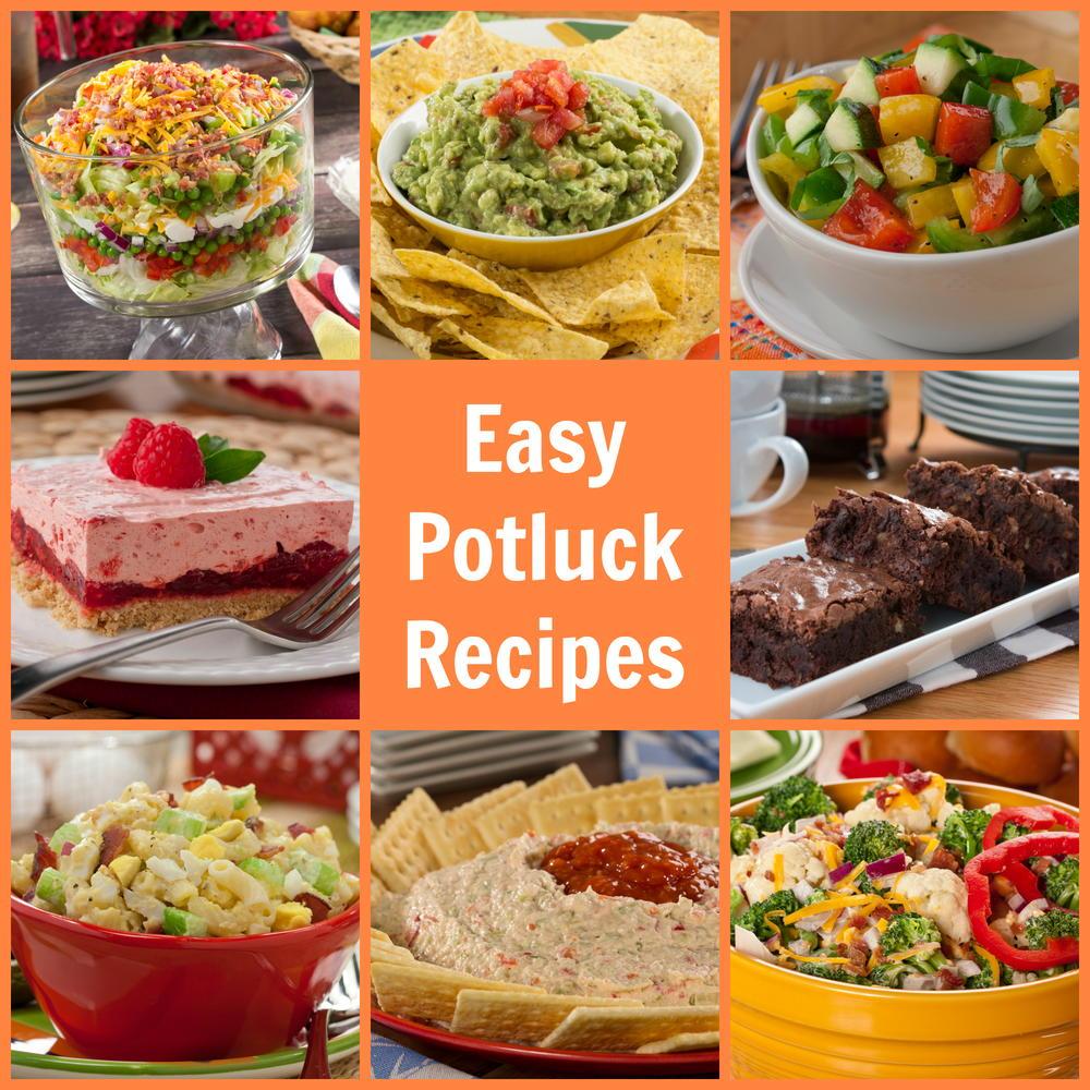 Main Dish Potluck Ideas For Work