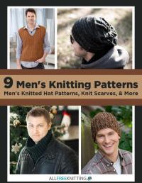 9 Men's Knitting Patterns: Men's Knitted Hat Patterns ...