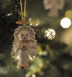 pasta angel homemade christmas