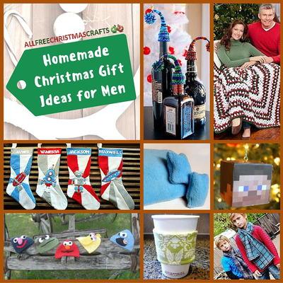 25 homemade christmas gift