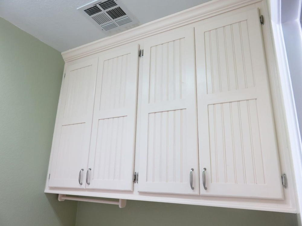 Laundry DIY Storage Cabinets  DIYIdeaCentercom