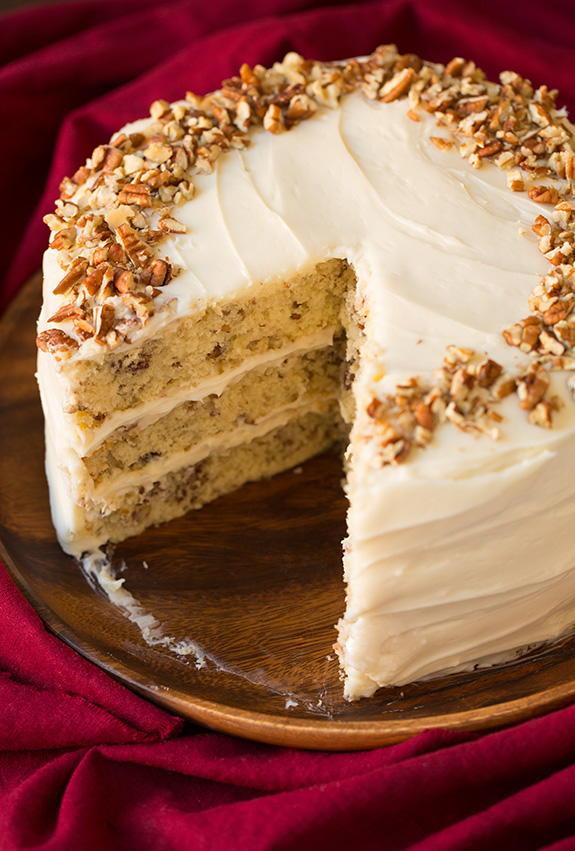 Butter Pecan Cake Recipelion Com