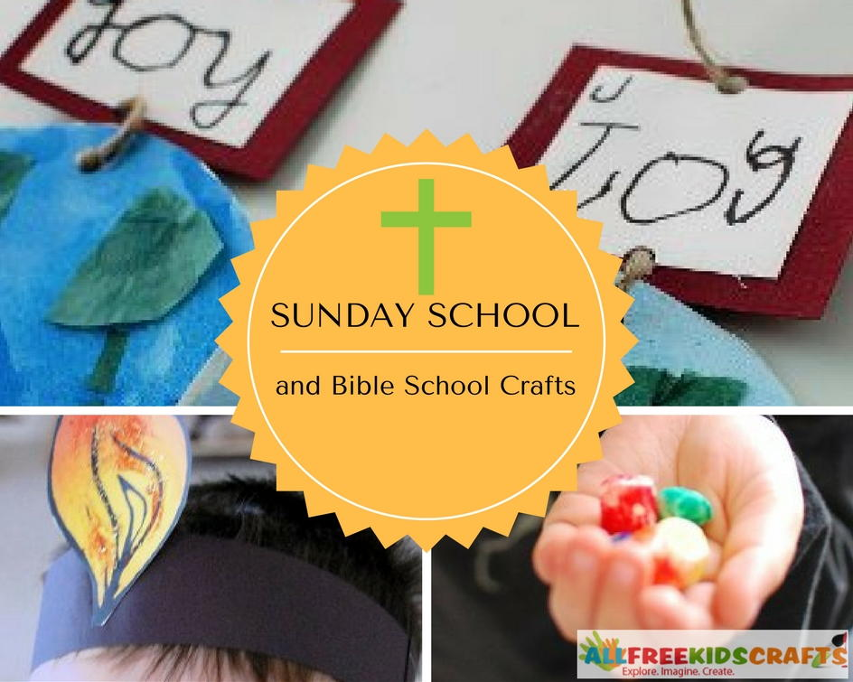 40+ Sunday School Crafts And Bible School Crafts For Kids