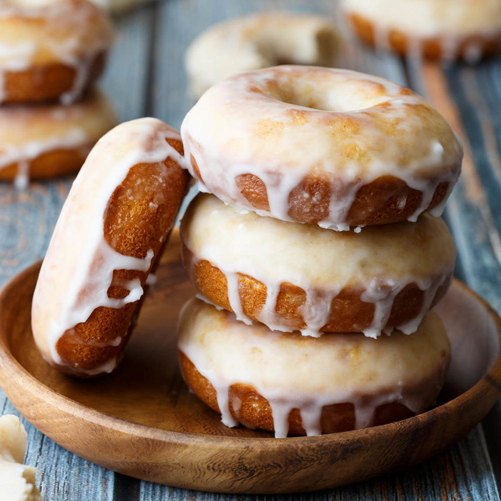 Baked Old Fashioned Donuts Thebestdessertrecipes Com
