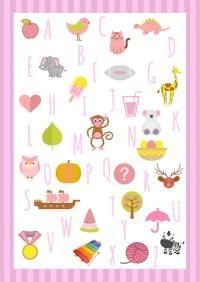 DIY Nursery Wall Art Free Printable | FaveCrafts.com