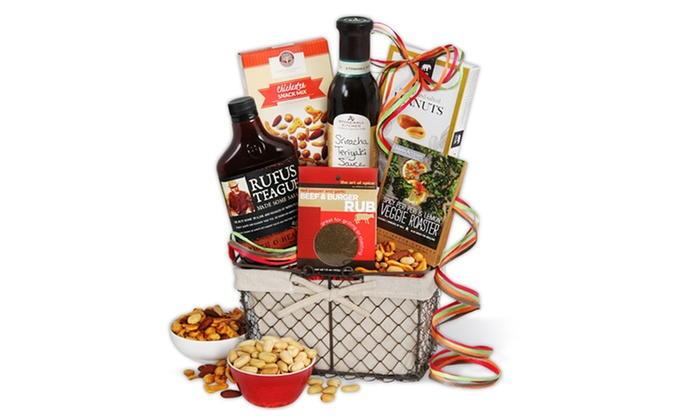 Gourmetgiftbaskets Barbecue Boss Gift Basket Review