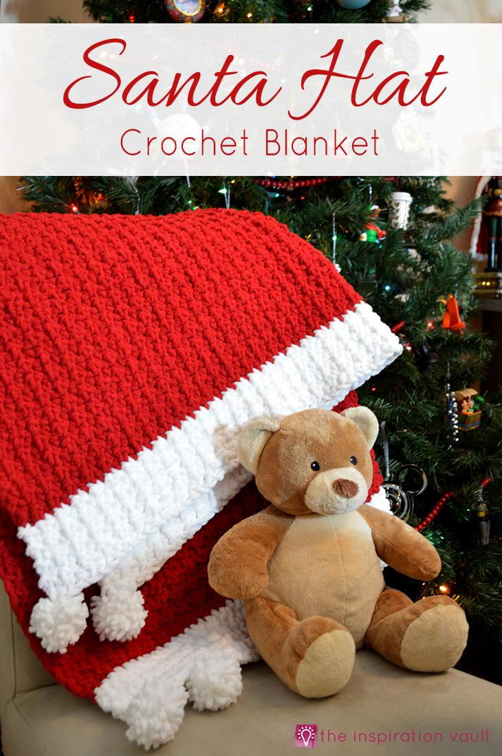 Hat Dogs Santa Pattern Crochet