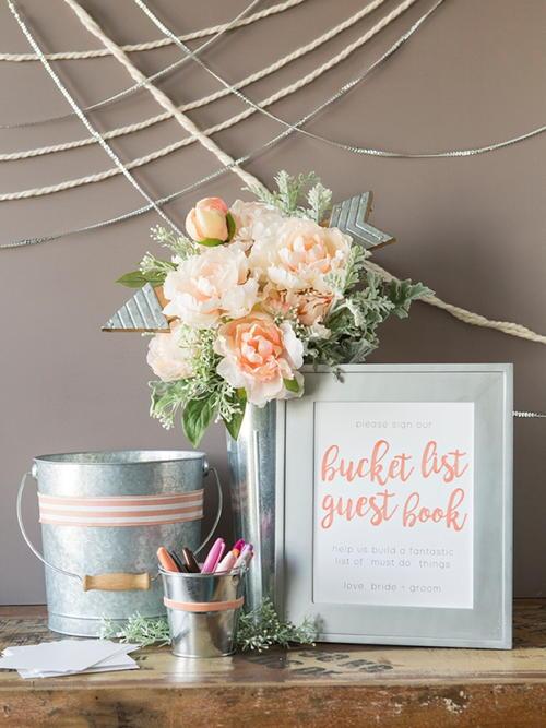 printable wedding guest list