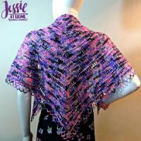 Healing Shawl Wrap | AllFreeCrochet.com