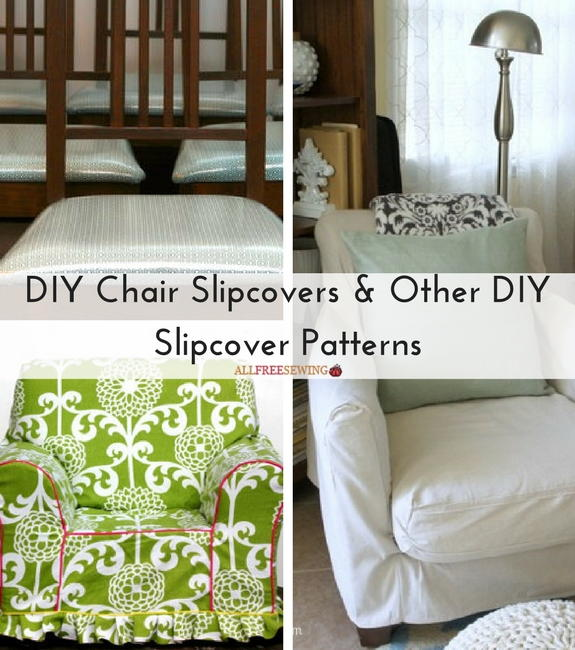 fall kitchen decor granite sinks diy chair slipcovers & other slipcover patterns ...