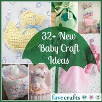32 New Baby Craft Ideas | FaveCrafts.com