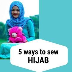 Chair Slip Covers Second Hand Tables And Chairs Co Uk How To Sew Different Types Of Hijab Scarf | Allfreesewing.com