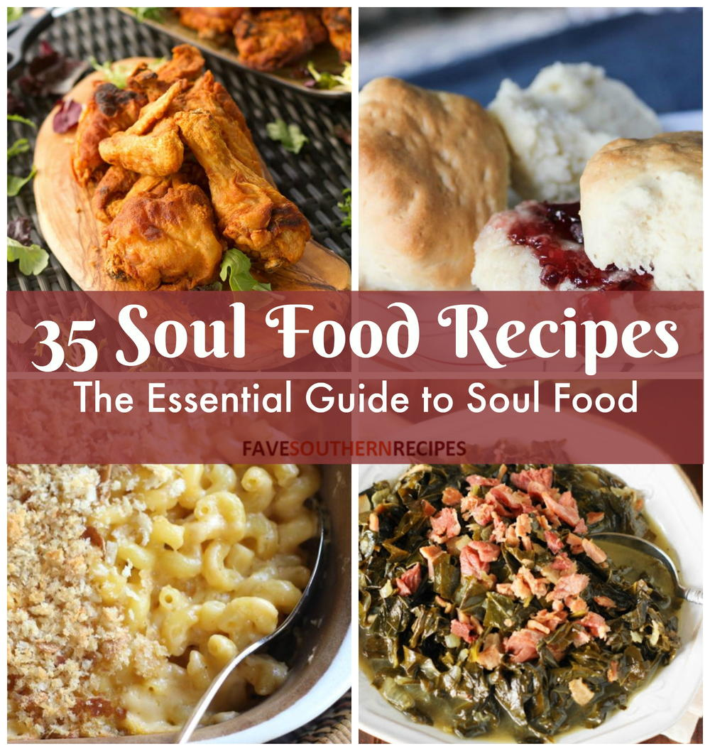Great Soul Food Recipes