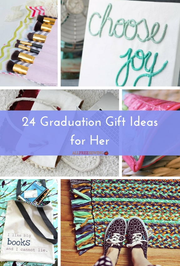 chair with arm table wing back 24 graduation gift ideas for her | allfreesewing.com