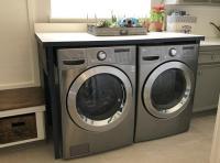 Lovable DIY Laundry Table   DIYIdeaCenter.com