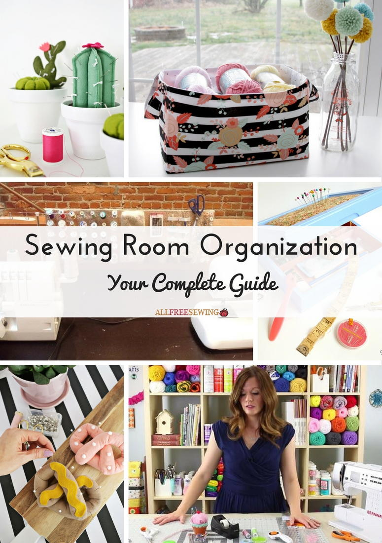 Sewing Room Organization Your Complete Guide
