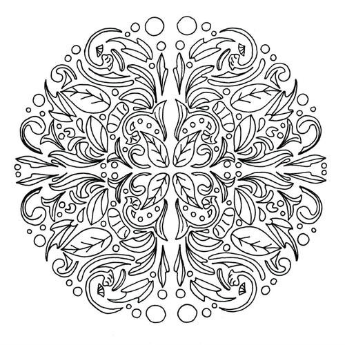 relaxing coloring pages # 23