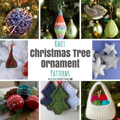 Knit Christmas Decorations