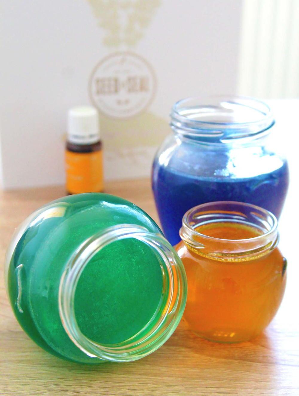 Easy DIY Gel Air Freshener  DIYIdeaCentercom