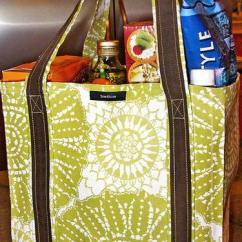 Chair Slip Covers Rv Table And Chairs For Sale Ez Grocery Bag Tutorial | Allfreesewing.com