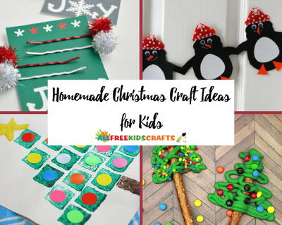 60 homemade christmas craft