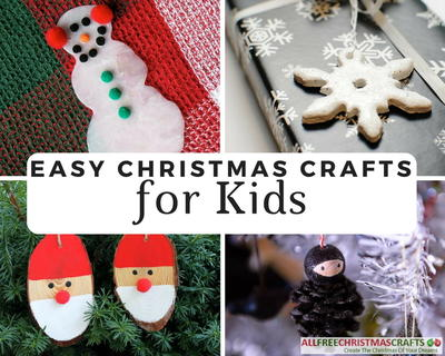Fast Easy Christmas Crafts