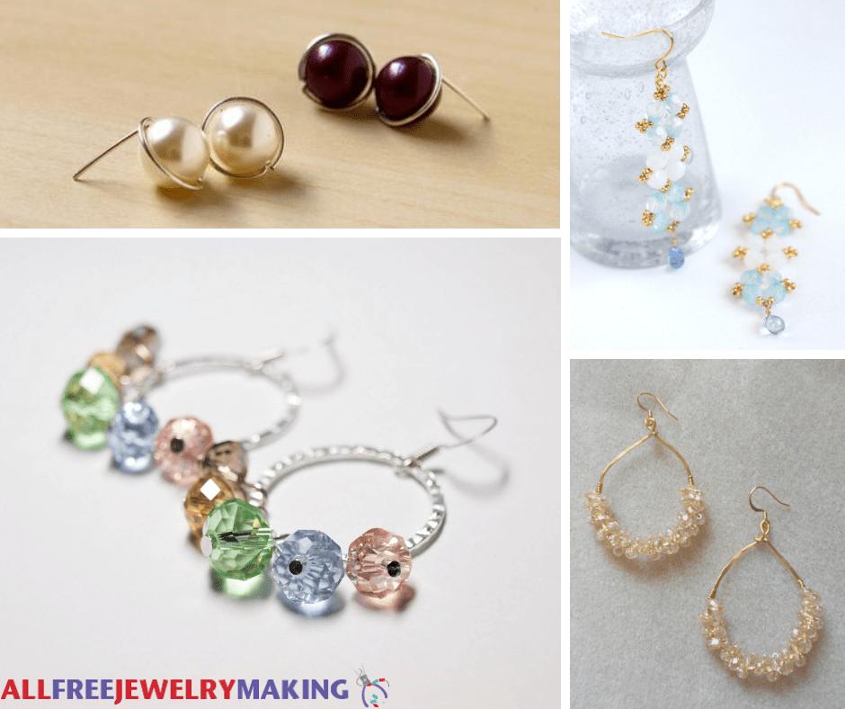 how to make earrings