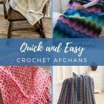 49 Quick And Easy Crochet Afghans Allfreecrochet Com