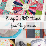 45 Easy Quilt Patterns For Beginners Allfreesewing Com