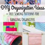 21 Diy Organization Ideas And Free Sewing Patterns For Hanging Organizers Allfreesewing Com
