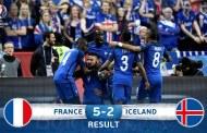 Visul Islandei s-a terminat. Franţa se califică în semifinalele EURO 2016