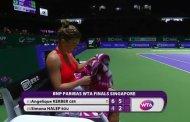 Simona Halep, învinsă la Turneul Campioanelor