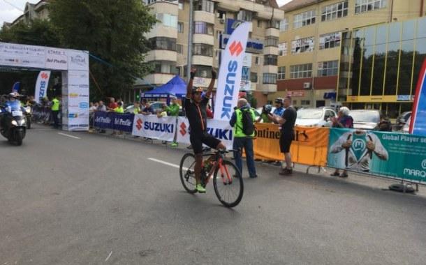 Turul Sibiului 2017: Victorie solitară pentru Edwin Avila, Eduard Grosu pe 2