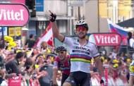 Turul Franţei 2017: Victorie cu emoţii pentru Peter Sagan