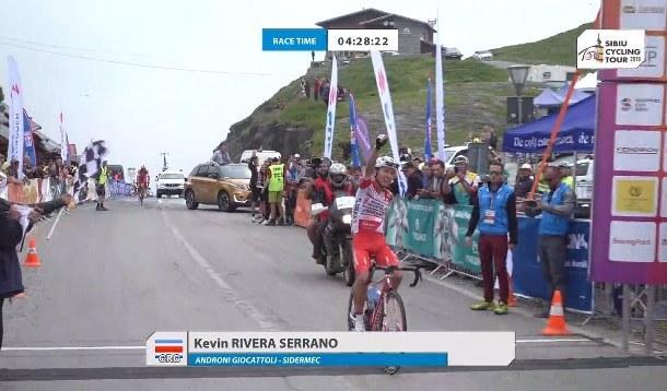 Androni Giocattoli face din nou legea în Turul Ciclist al Sibiului