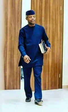 Osinbajo, Acting President of Nigeria